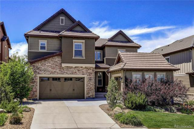 10643 Star Thistle Court, Highlands Ranch, CO 80126 (#6659435) :: Briggs American Properties