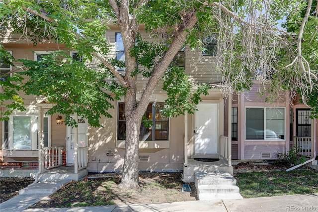 8132 Washington Street #148, Denver, CO 80229 (#6659843) :: The Dixon Group