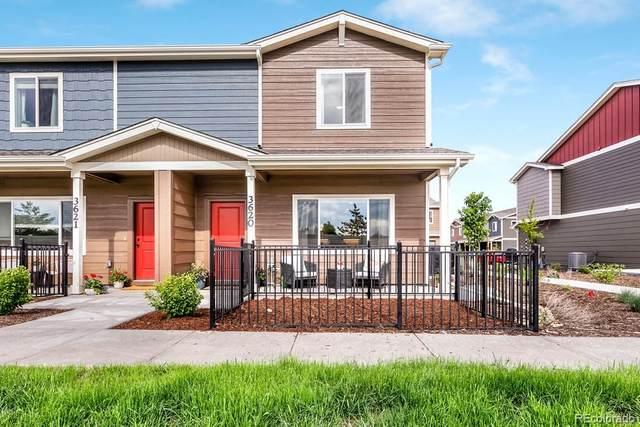 3620 Ronald Reagan Avenue, Wellington, CO 80549 (MLS #6660192) :: Find Colorado