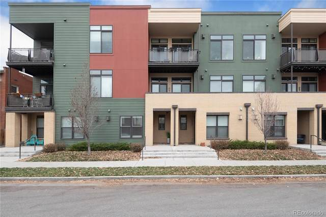 336 E 1st Avenue #102, Denver, CO 80203 (#6660424) :: Chateaux Realty Group