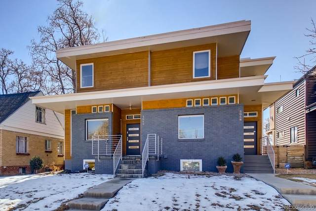 3066 W 27th Avenue, Denver, CO 80211 (#6660534) :: Realty ONE Group Five Star
