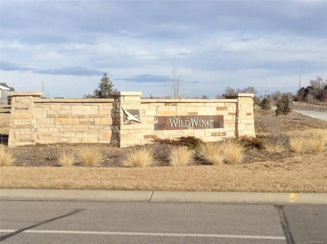 Lot 7, Block 1 Wildview Drive, Timnath, CO 80547 (#6660629) :: The HomeSmiths Team - Keller Williams