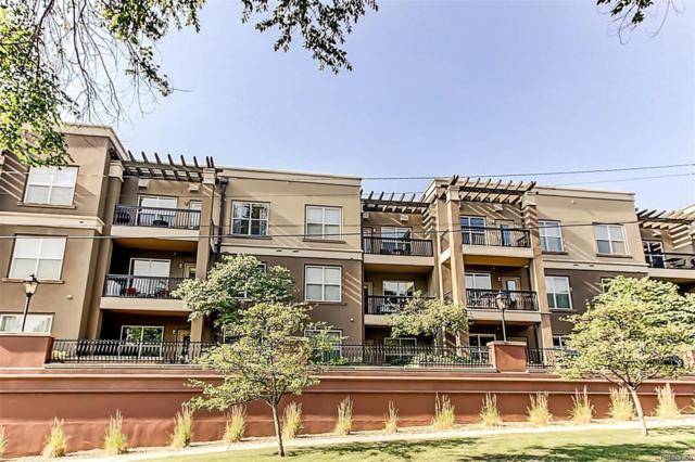 2195 Decatur Street #303, Denver, CO 80211 (#6661106) :: The Griffith Home Team