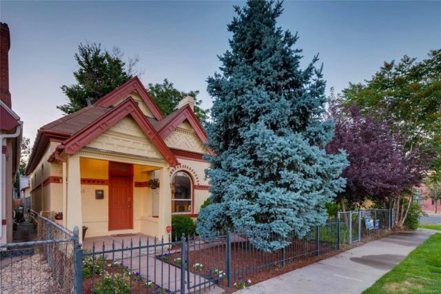3131 California Street, Denver, CO 80205 (#6661212) :: My Home Team