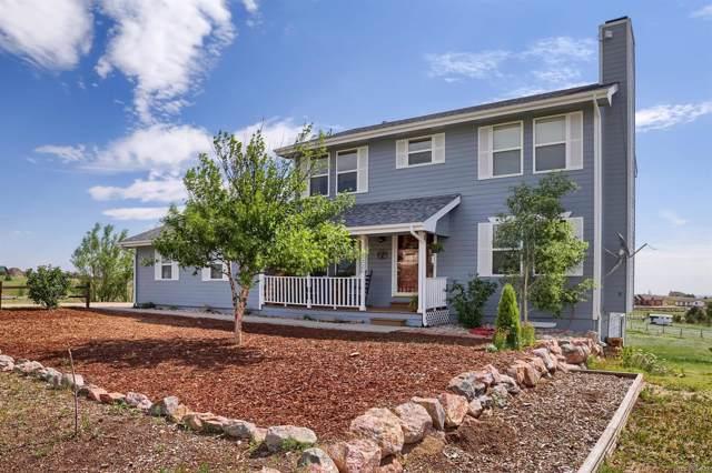 13225 California Trl Court, Elbert, CO 80106 (MLS #6661243) :: 8z Real Estate