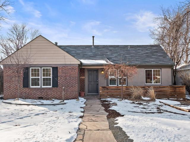 1941 Roslyn Street, Denver, CO 80220 (#6661776) :: Ben Kinney Real Estate Team