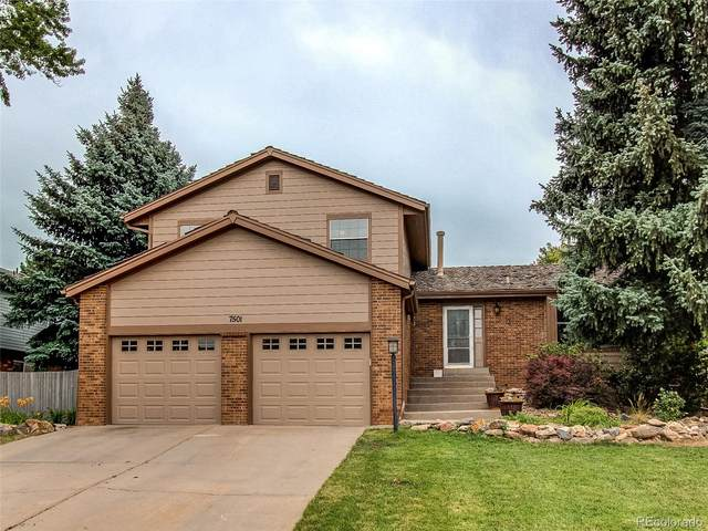 7501 S Emerson Circle, Centennial, CO 80122 (#6661803) :: My Home Team