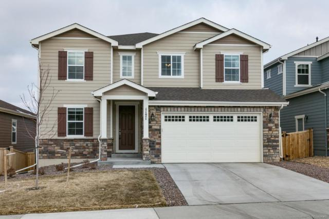 1171 Mcmurdo Circle, Castle Rock, CO 80108 (#6662022) :: Keller Williams Action Realty LLC