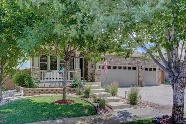20793 E Girard Drive, Aurora, CO 80013 (#6662245) :: Colorado Team Real Estate