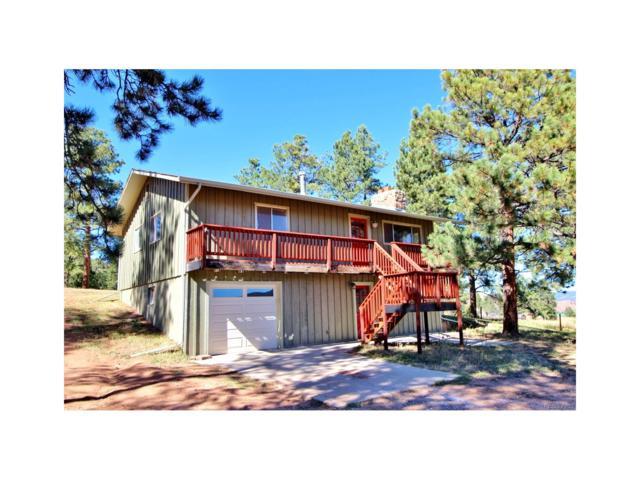 13973 Hedi Road, Sedalia, CO 80135 (MLS #6662534) :: 8z Real Estate