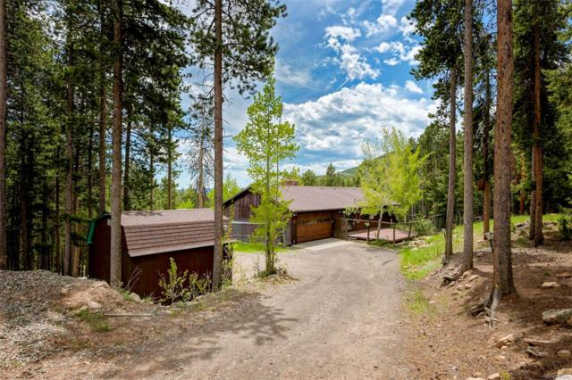 9421 Greening Drive, Conifer, CO 80433 (#6662575) :: The Heyl Group at Keller Williams