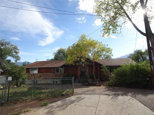 329 S 18th Street, Colorado Springs, CO 80904 (MLS #6662746) :: 8z Real Estate