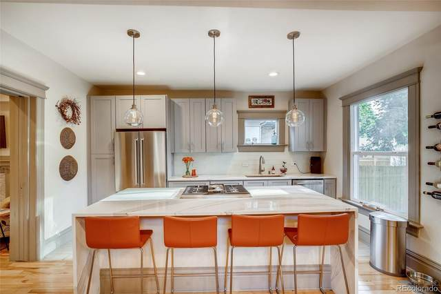 519 N Corona Street, Denver, CO 80218 (#6663002) :: Wisdom Real Estate