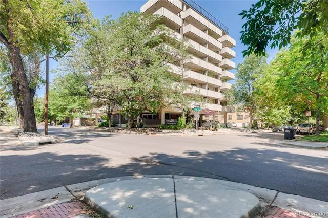 1313 Steele Street #404, Denver, CO 80206 (#6663158) :: Own-Sweethome Team