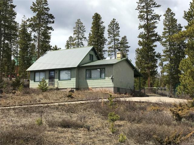 225 County Road 424, Grand Lake, CO 80447 (#6663261) :: Wisdom Real Estate