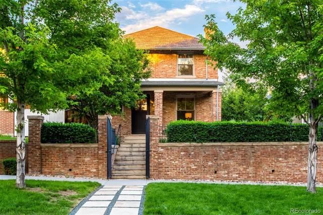 550 Fillmore Street, Denver, CO 80206 (#6663479) :: Finch & Gable Real Estate Co.