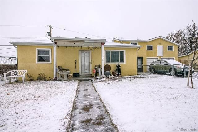 6970 Niagara Street, Commerce City, CO 80022 (MLS #6663482) :: 8z Real Estate