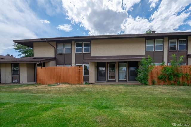 3694 S Granby Way, Aurora, CO 80014 (#6663594) :: Kimberly Austin Properties