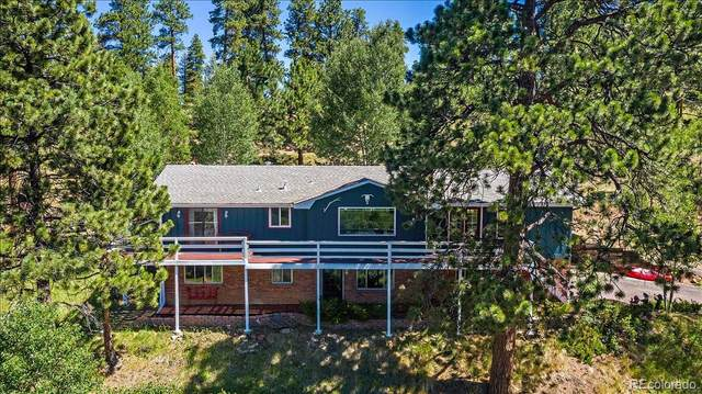 32271 Lodgepole Drive, Evergreen, CO 80439 (#6664601) :: milehimodern