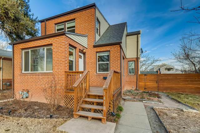 1410 Uinta Street, Denver, CO 80220 (#6664733) :: The Harling Team @ HomeSmart