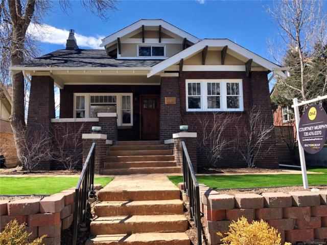 773 Josephine Street, Denver, CO 80206 (#6664940) :: Wisdom Real Estate