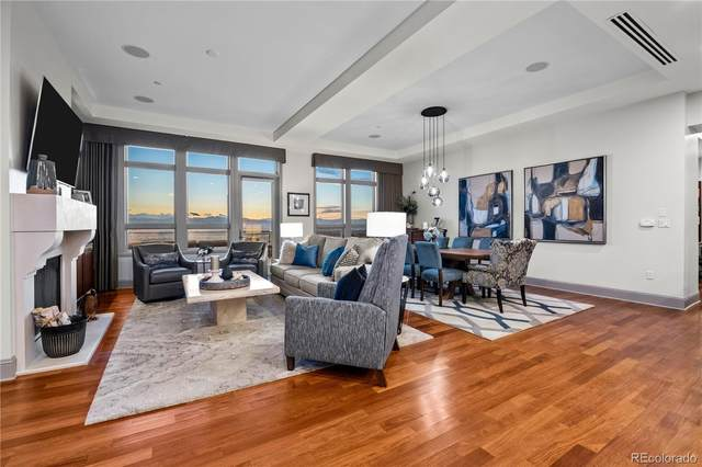 5455 Landmark Place #809, Greenwood Village, CO 80111 (#6664982) :: The Healey Group