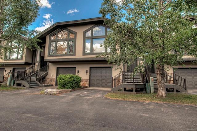 315 S Park Avenue #37, Breckenridge, CO 80424 (#6665213) :: The Griffith Home Team