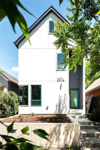 3614 Mariposa Street, Denver, CO 80211 (#6665543) :: Stephanie Fryncko | Keller Williams Integrity