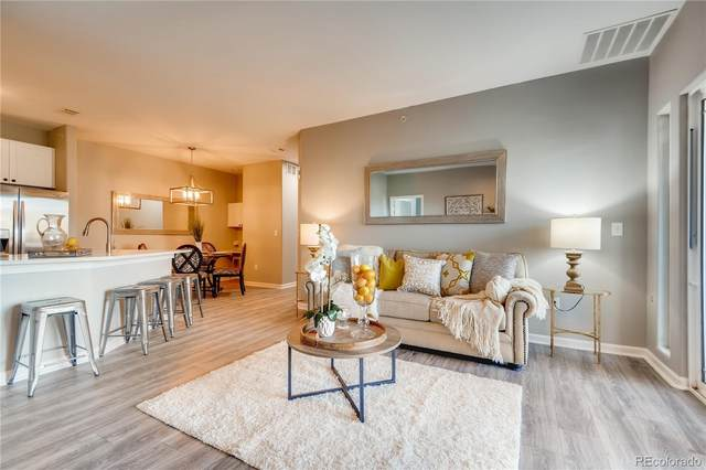 9611 W Coco Circle #206, Littleton, CO 80128 (#6666352) :: Bring Home Denver with Keller Williams Downtown Realty LLC