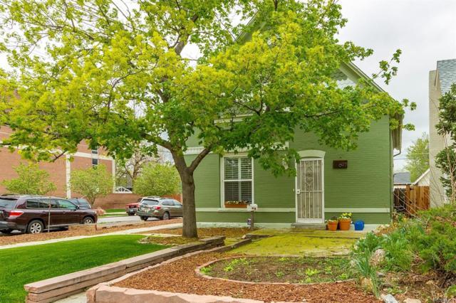 697 S Pennsylvania Street, Denver, CO 80209 (MLS #6667332) :: The Sam Biller Home Team