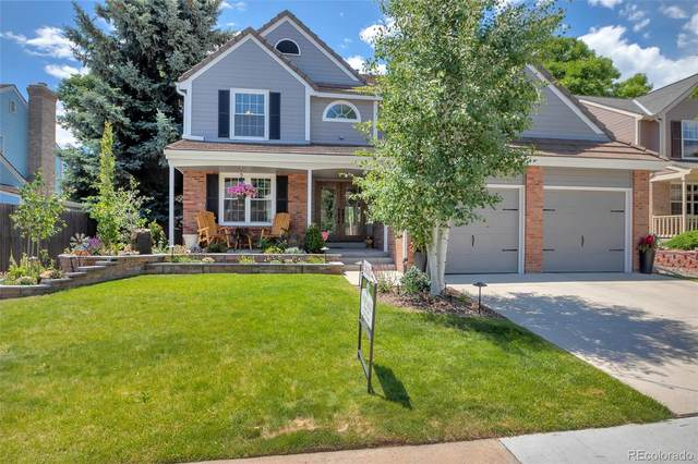 9608 W Dorado Drive, Littleton, CO 80123 (MLS #6667525) :: 8z Real Estate