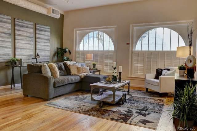 1555 California Street #608, Denver, CO 80202 (#6667577) :: Venterra Real Estate LLC