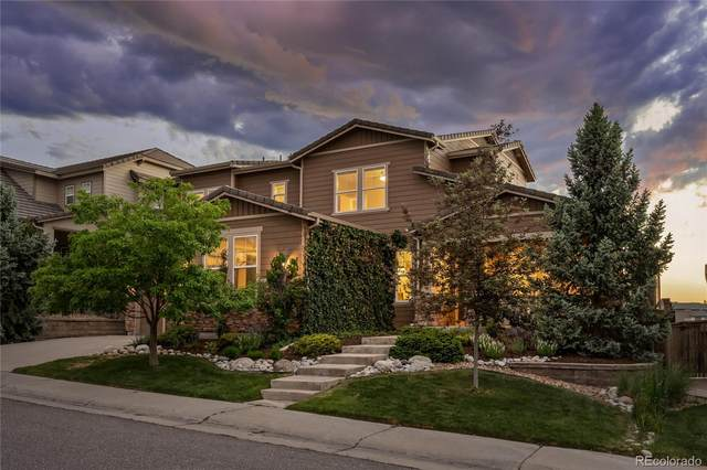 10995 Shadowbrook Circle, Highlands Ranch, CO 80130 (#6668195) :: The Griffith Home Team
