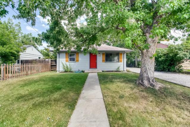 1738 Valentia Street, Denver, CO 80220 (MLS #6668445) :: 8z Real Estate
