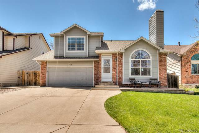 117 S Lindsey Street, Castle Rock, CO 80104 (MLS #6669303) :: Stephanie Kolesar