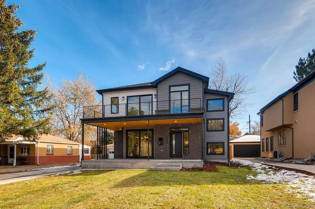 1855 S Gilpin Street, Denver, CO 80210 (#6669387) :: Venterra Real Estate LLC