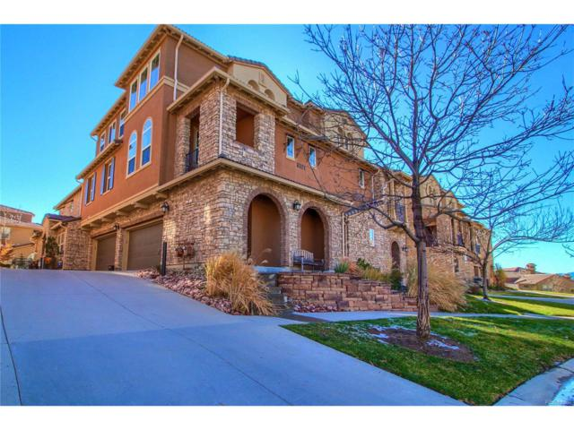 3321 Cascina Circle C, Highlands Ranch, CO 80126 (#6669481) :: The Peak Properties Group
