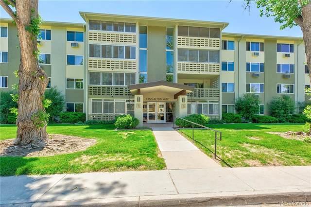775 S Alton Way 9C, Denver, CO 80247 (#6669571) :: The Colorado Foothills Team | Berkshire Hathaway Elevated Living Real Estate