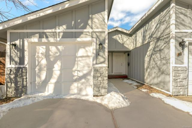41 Perry Street, Denver, CO 80219 (#6669581) :: The Heyl Group at Keller Williams