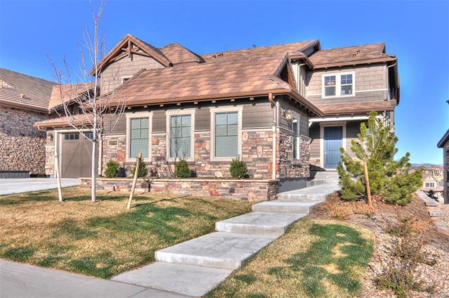 10739 Greycliffe Drive, Highlands Ranch, CO 80126 (#6670252) :: Colorado Team Real Estate