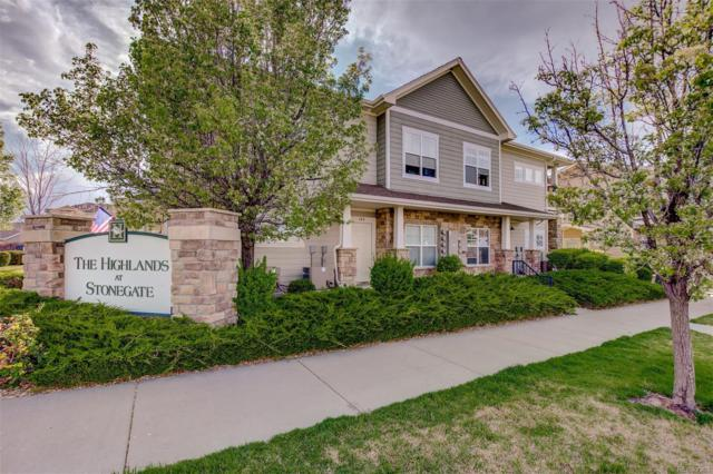 9511 Pearl Circle #101, Parker, CO 80134 (#6670365) :: House Hunters Colorado