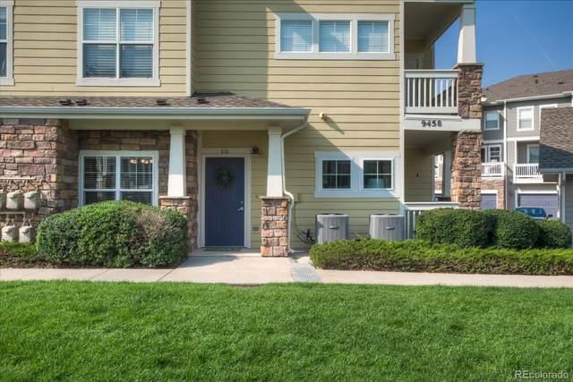 9458 Ashbury Circle #101, Parker, CO 80134 (MLS #6670471) :: Find Colorado