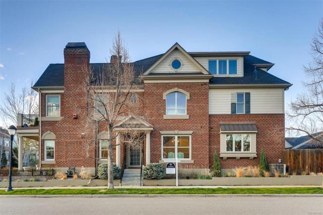 3605 E Cedar Avenue, Denver, CO 80209 (#6670492) :: The Peak Properties Group