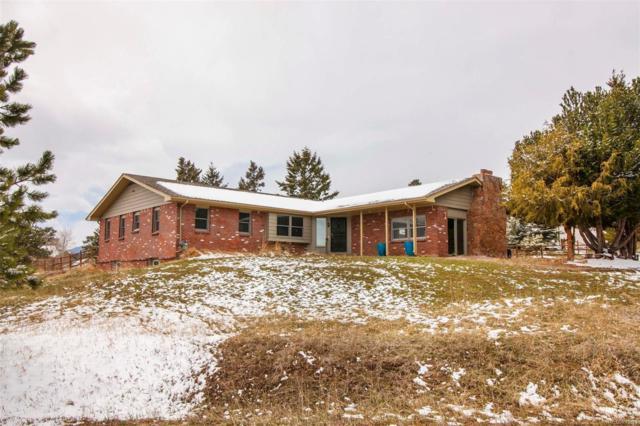 30024 Canterbury Circle, Evergreen, CO 80439 (#6670499) :: House Hunters Colorado