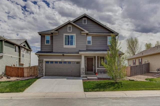 1802 164th Place, Thornton, CO 80602 (MLS #6670522) :: 8z Real Estate