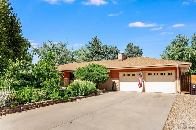 12724 Grandview Drive, Longmont, CO 80504 (#6670917) :: Mile High Luxury Real Estate