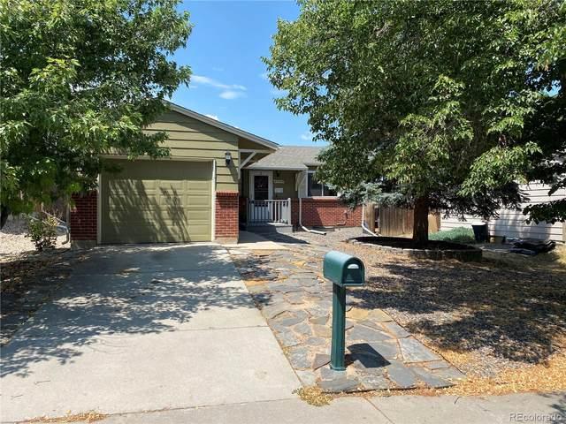 4793 S Pagosa Circle, Aurora, CO 80015 (#6671574) :: HomeSmart Realty Group