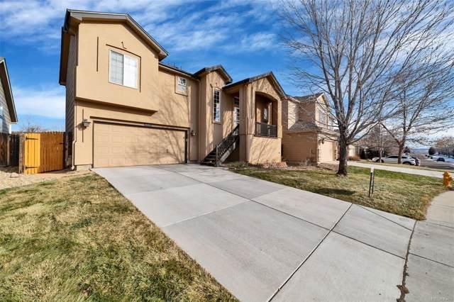 9111 W Unser Avenue, Littleton, CO 80128 (MLS #6671642) :: Bliss Realty Group