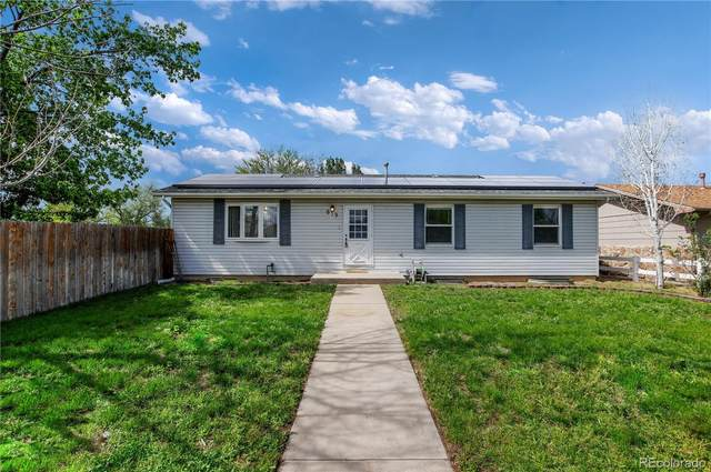 819 42nd Street, Evans, CO 80620 (MLS #6671687) :: 8z Real Estate