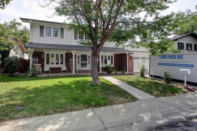 638 S Dudley Street, Lakewood, CO 80226 (#6671934) :: Realty ONE Group Five Star